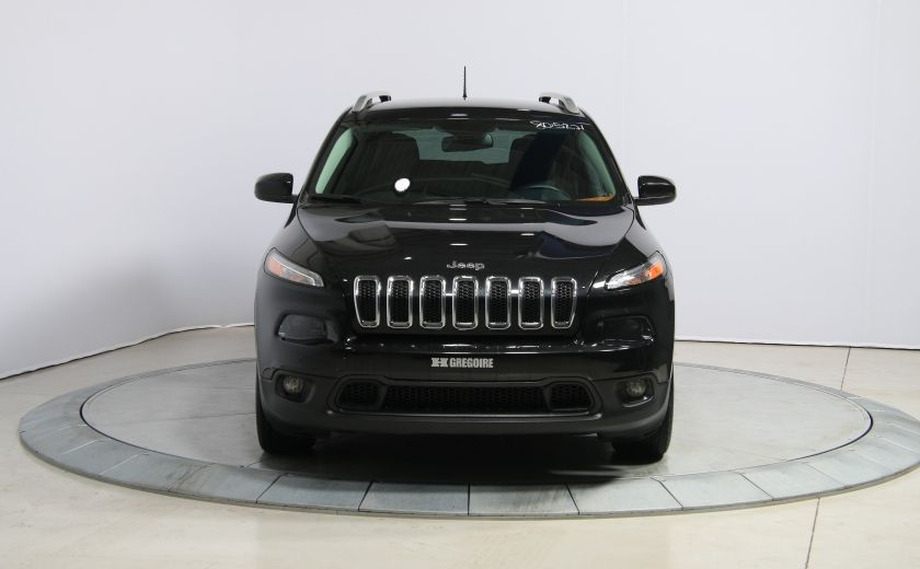2015 Jeep Cherokee North AUTO A/C GR ELECT MAGS BLUETOOTH CAM.RECUL #1