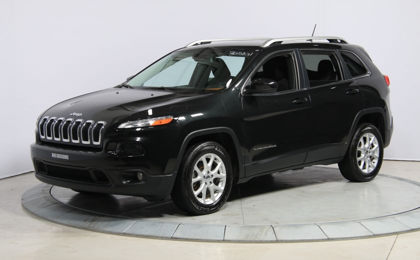 2015 Jeep Cherokee North AUTO A/C GR ELECT MAGS BLUETOOTH CAM.RECUL #2