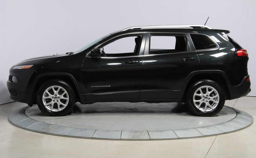 2015 Jeep Cherokee North AUTO A/C GR ELECT MAGS BLUETOOTH CAM.RECUL #3