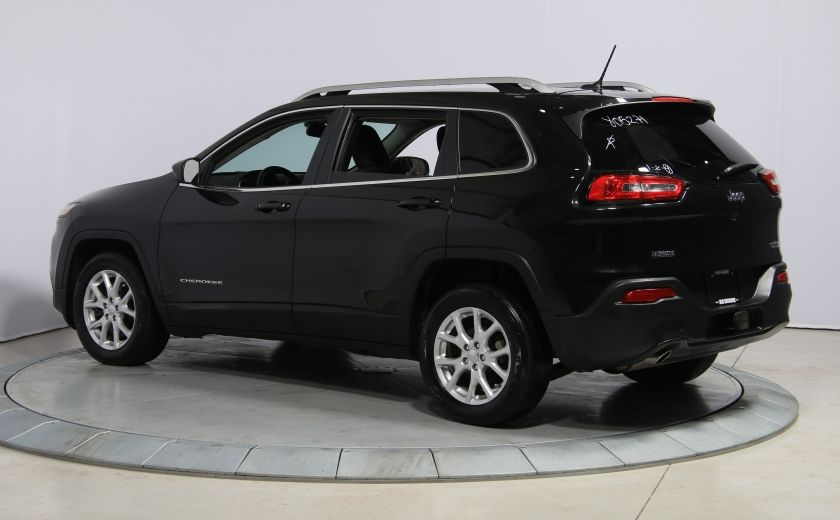 2015 Jeep Cherokee North AUTO A/C GR ELECT MAGS BLUETOOTH CAM.RECUL #4