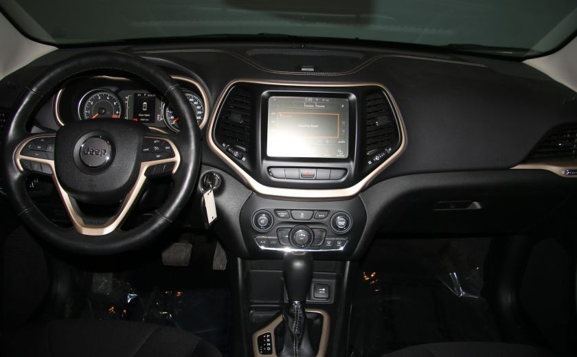 2015 Jeep Cherokee North AUTO A/C GR ELECT MAGS BLUETOOTH CAM.RECUL #11