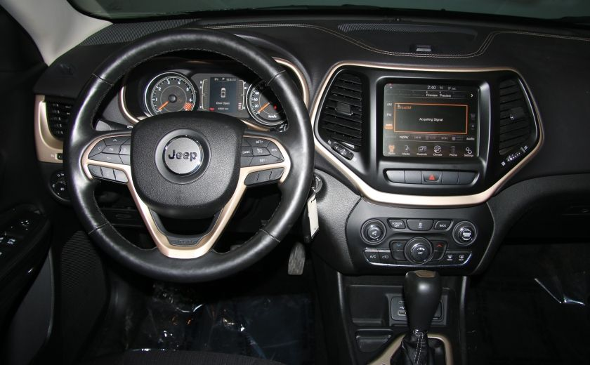 2015 Jeep Cherokee North AUTO A/C GR ELECT MAGS BLUETOOTH CAM.RECUL #12