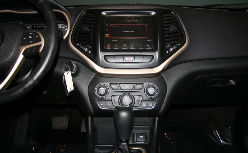 2015 Jeep Cherokee North AUTO A/C GR ELECT MAGS BLUETOOTH CAM.RECUL #14