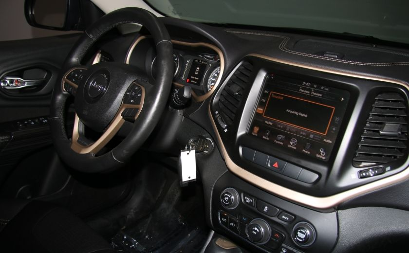 2015 Jeep Cherokee North AUTO A/C GR ELECT MAGS BLUETOOTH CAM.RECUL #23