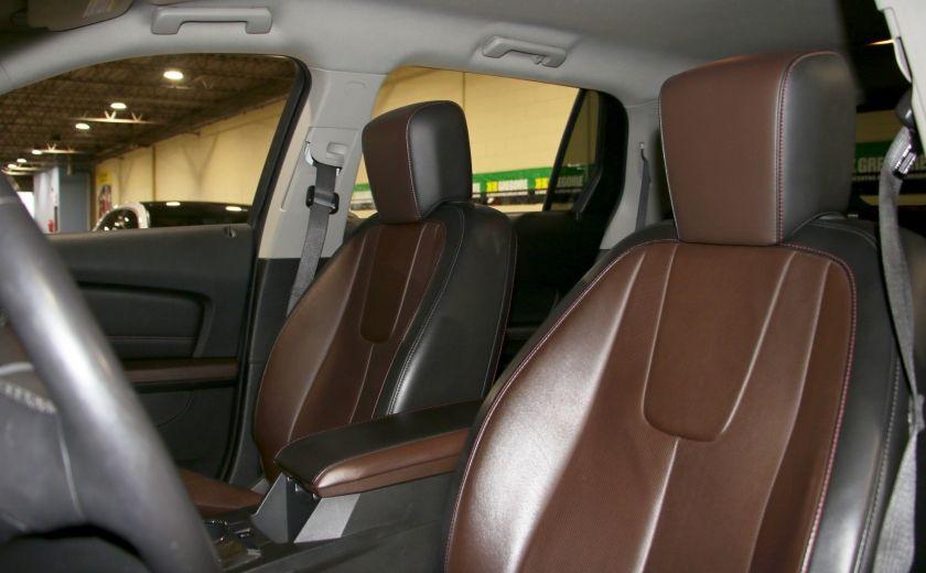 2012 GMC Terrain SLT-1 AWD AUTO CUIR MAGS BLUETOOTH #9