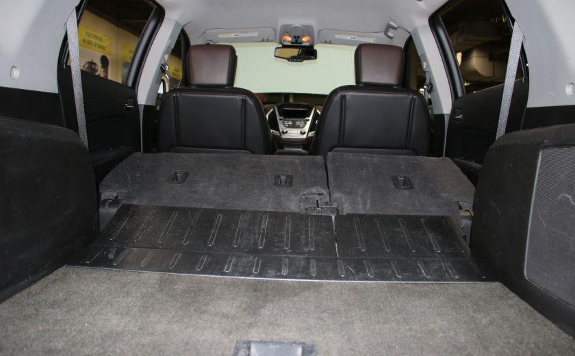 2012 GMC Terrain SLT-1 AWD AUTO CUIR MAGS BLUETOOTH #31