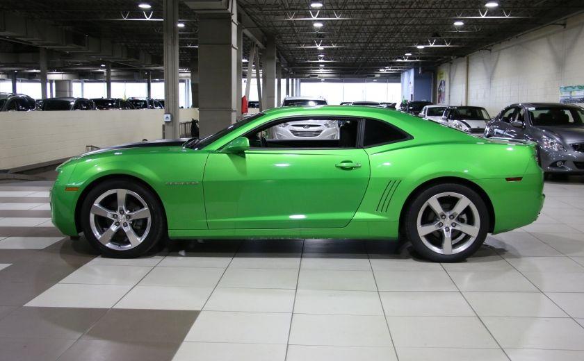 2011 Chevrolet Camaro 2LT AUTO A/C CUIR TOIT MAGS CHROME #3