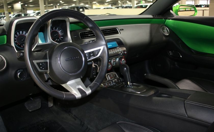 2011 Chevrolet Camaro 2LT AUTO A/C CUIR TOIT MAGS CHROME #8