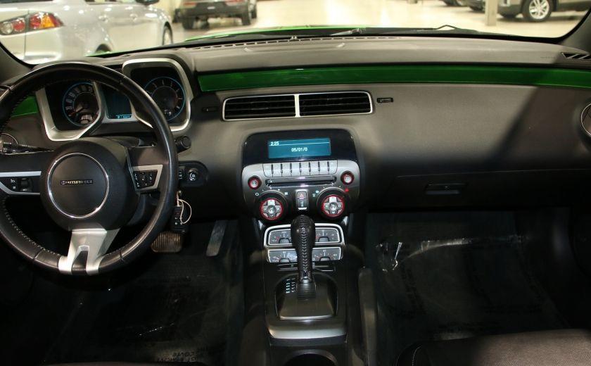 2011 Chevrolet Camaro 2LT AUTO A/C CUIR TOIT MAGS CHROME #13