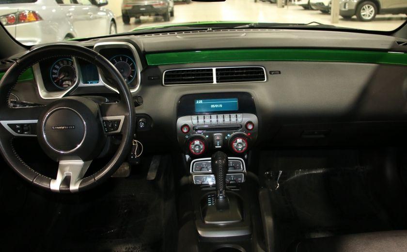 2011 Chevrolet Camaro 2LT AUTO A/C CUIR TOIT MAGS CHROME #14