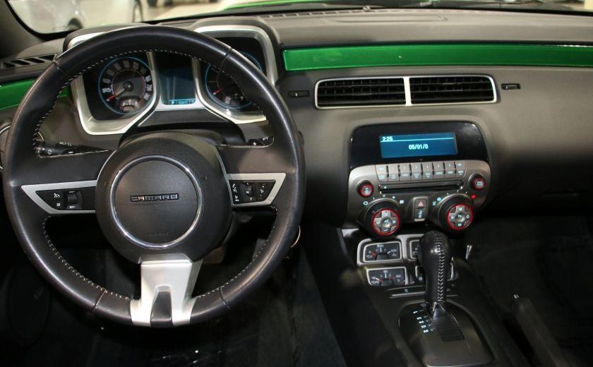 2011 Chevrolet Camaro 2LT AUTO A/C CUIR TOIT MAGS CHROME #15