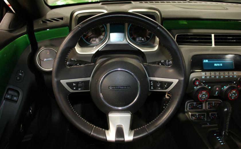 2011 Chevrolet Camaro 2LT AUTO A/C CUIR TOIT MAGS CHROME #16