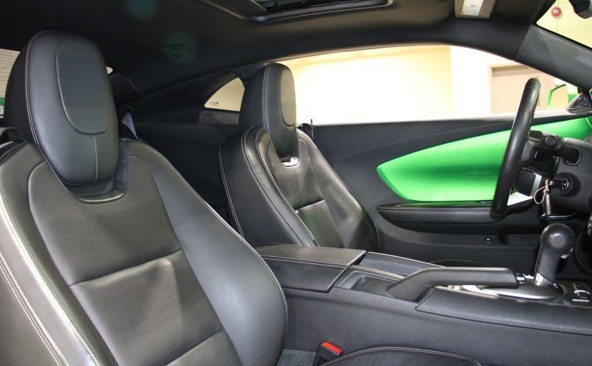 2011 Chevrolet Camaro 2LT AUTO A/C CUIR TOIT MAGS CHROME #25