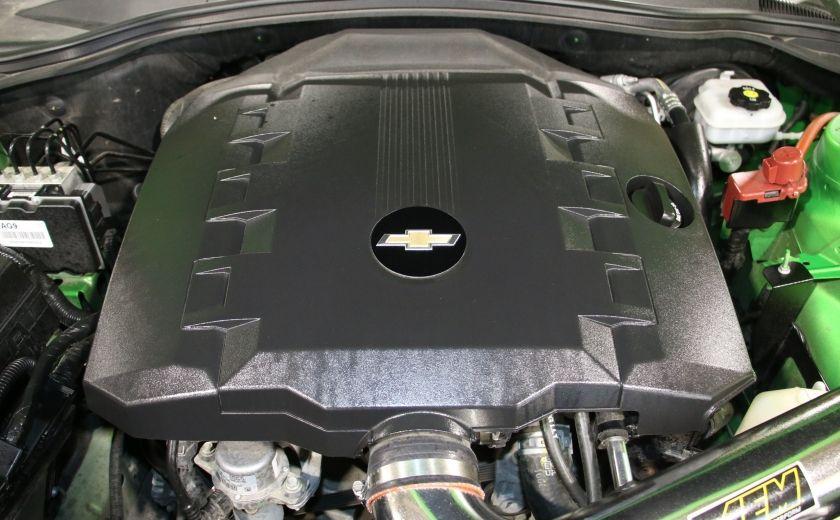 2011 Chevrolet Camaro 2LT AUTO A/C CUIR TOIT MAGS CHROME #26