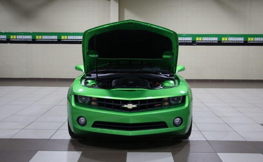 2011 Chevrolet Camaro 2LT AUTO A/C CUIR TOIT MAGS CHROME #27