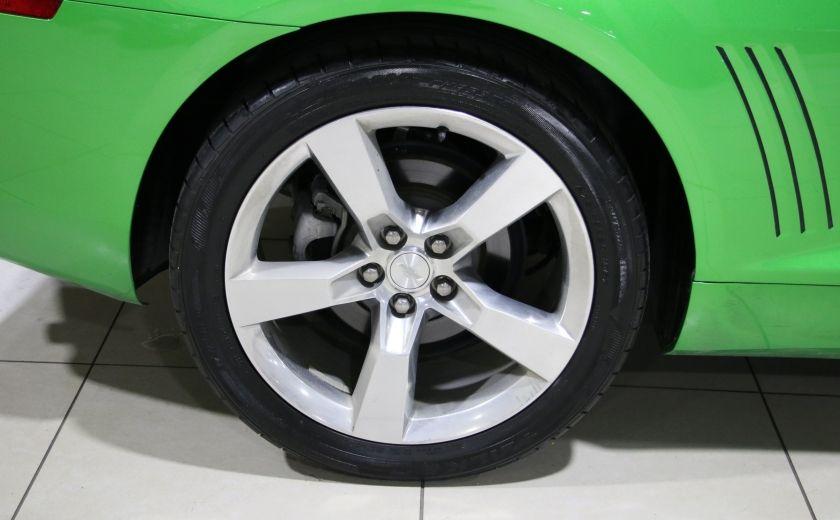 2011 Chevrolet Camaro 2LT AUTO A/C CUIR TOIT MAGS CHROME #30