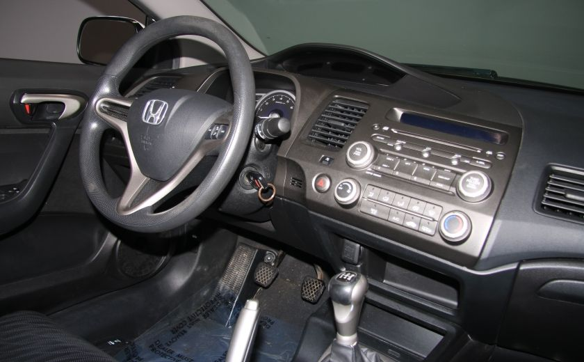 2009 Honda Civic LX TOIT A/C GR ELECT MAGS #19