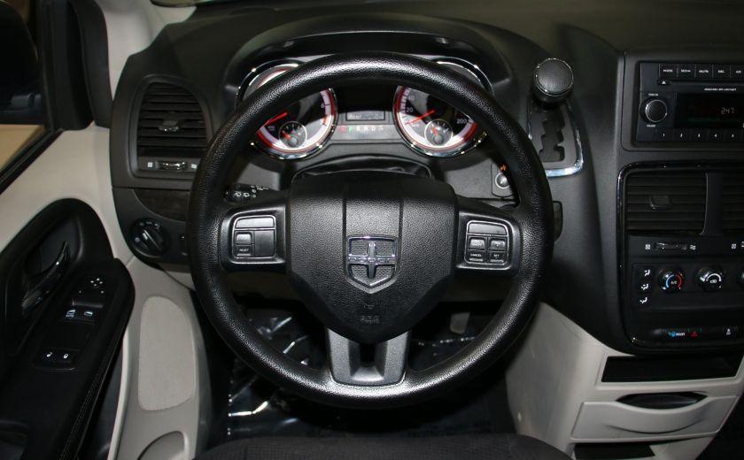 2014 Dodge GR Caravan SXT AUTO A/C GR ELECT STOW N GO #12