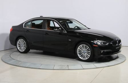 2013 BMW 328XI 328i xDrive AUTOMATIQUE A/C MAGS BLUETHOOT CUIR TO in Abitibi