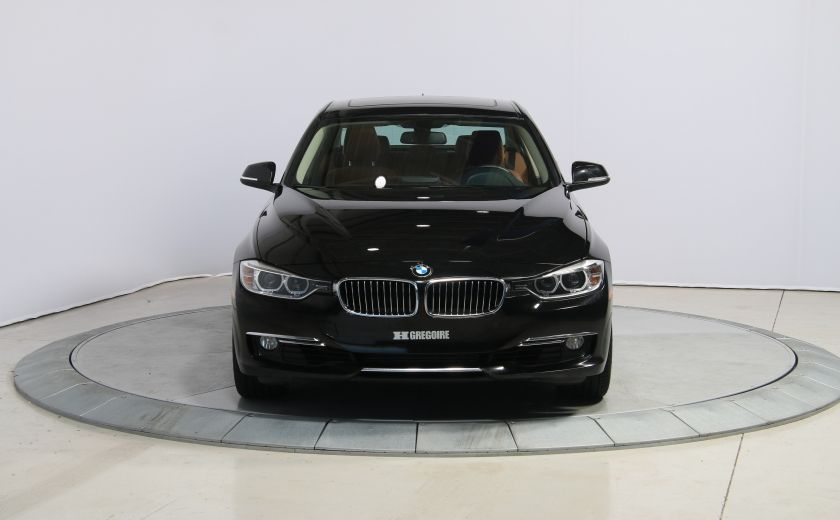 2013 BMW 328XI 328i xDrive AUTOMATIQUE A/C MAGS BLUETHOOT CUIR TO #1
