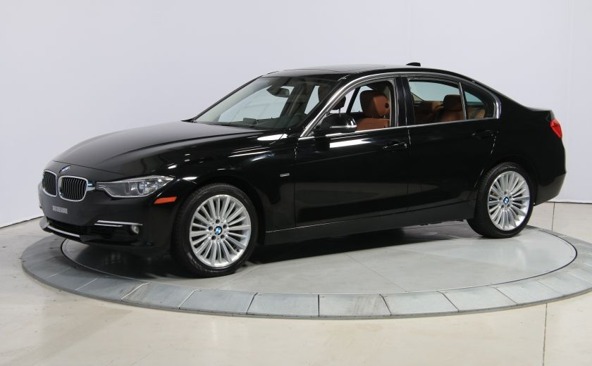 2013 BMW 328XI 328i xDrive AUTOMATIQUE A/C MAGS BLUETHOOT CUIR TO #2