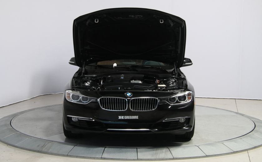 2013 BMW 328XI 328i xDrive AUTOMATIQUE A/C MAGS BLUETHOOT CUIR TO #28