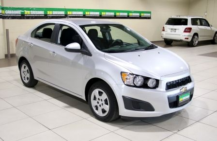 2014 Chevrolet Sonic LT AUTO A/C GR ELECT BLUETOOTH in Repentigny