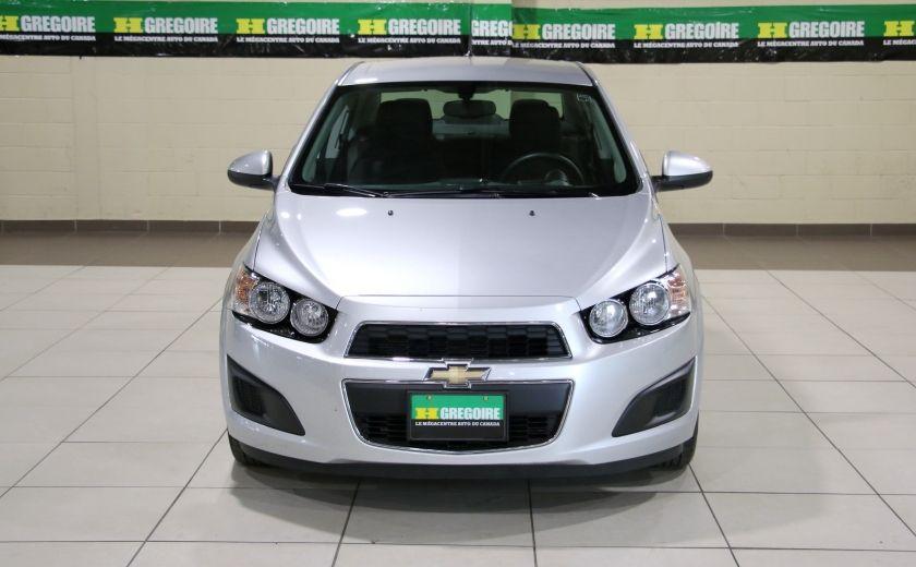 2014 Chevrolet Sonic LT AUTO A/C GR ELECT BLUETOOTH #1