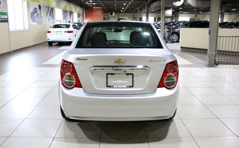 2014 Chevrolet Sonic LT AUTO A/C GR ELECT BLUETOOTH #5