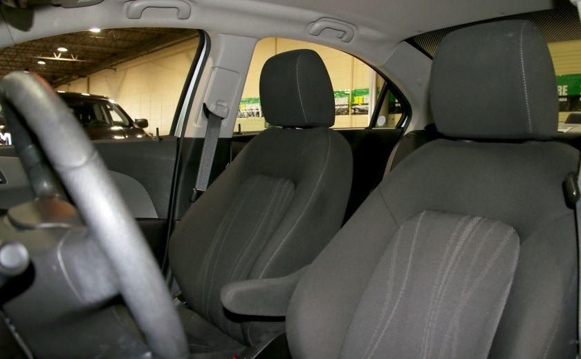 2014 Chevrolet Sonic LT AUTO A/C GR ELECT BLUETOOTH #9
