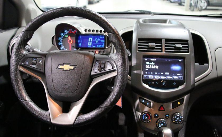 2014 Chevrolet Sonic LT AUTO A/C GR ELECT BLUETOOTH #12