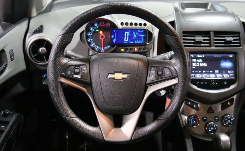 2014 Chevrolet Sonic LT AUTO A/C GR ELECT BLUETOOTH #13
