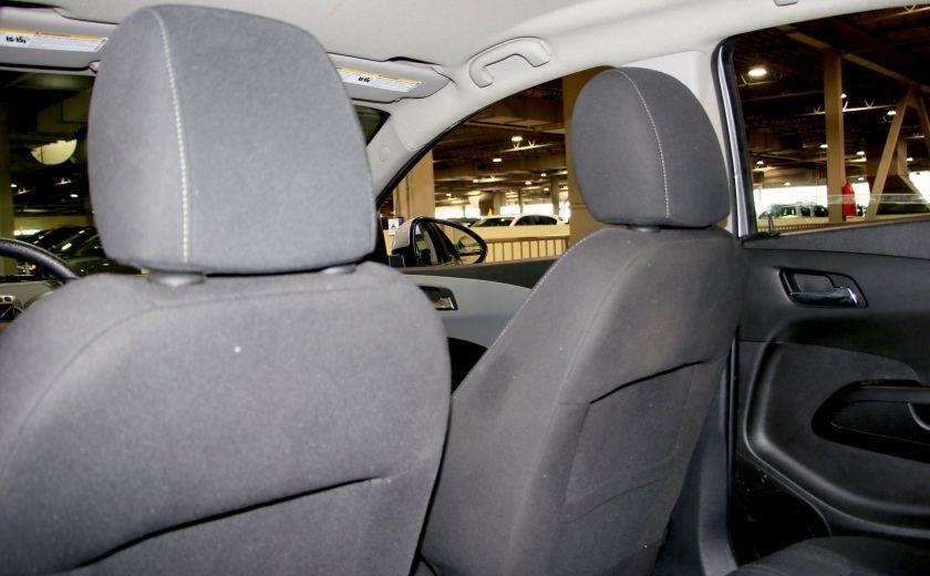2014 Chevrolet Sonic LT AUTO A/C GR ELECT BLUETOOTH #18