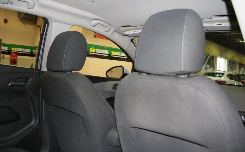 2014 Chevrolet Sonic LT AUTO A/C GR ELECT BLUETOOTH #20