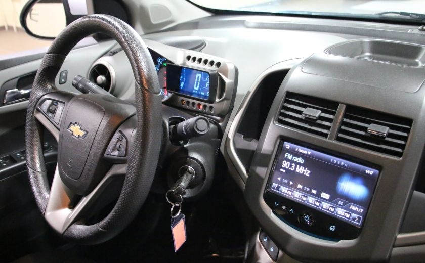 2014 Chevrolet Sonic LT AUTO A/C GR ELECT BLUETOOTH #23