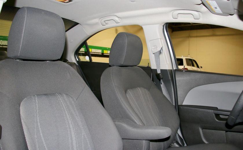 2014 Chevrolet Sonic LT AUTO A/C GR ELECT BLUETOOTH #24