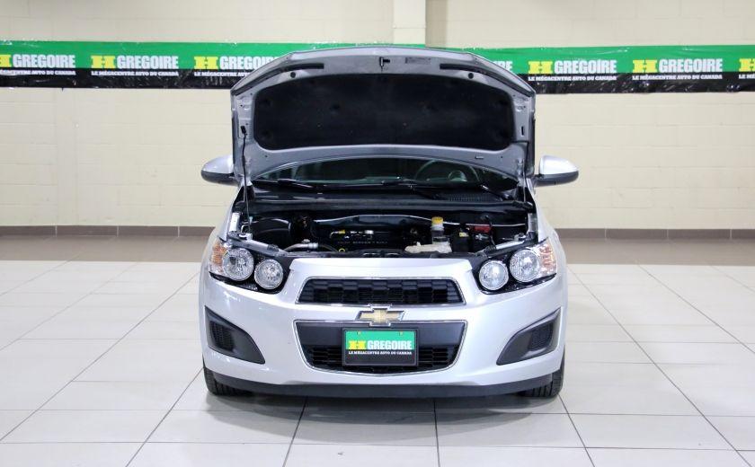 2014 Chevrolet Sonic LT AUTO A/C GR ELECT BLUETOOTH #26