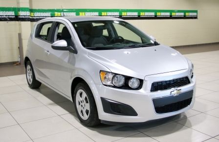 2014 Chevrolet Sonic LS AUTO A/C BLUETHOOT in Gatineau