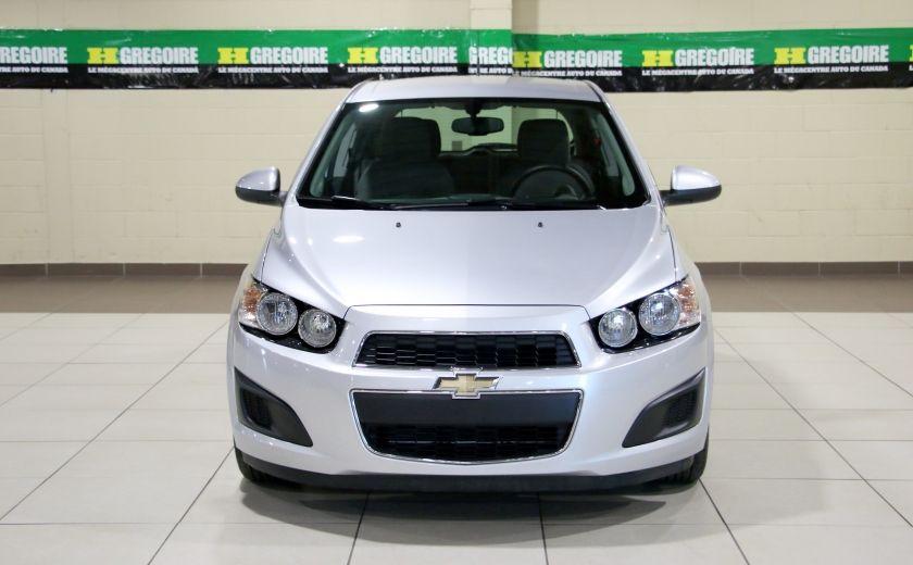 2014 Chevrolet Sonic LS AUTO A/C BLUETHOOT #1