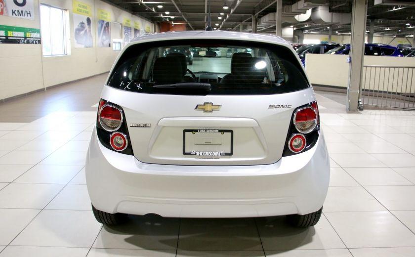 2014 Chevrolet Sonic LS AUTO A/C BLUETHOOT #5