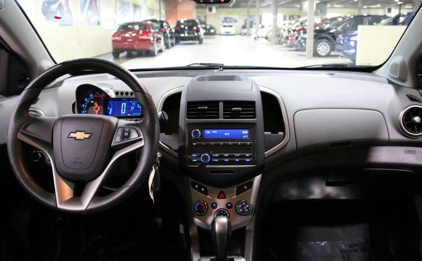 2014 Chevrolet Sonic LS AUTO A/C BLUETHOOT #10
