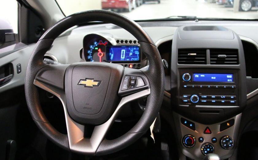 2014 Chevrolet Sonic LS AUTO A/C BLUETHOOT #11