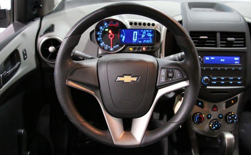 2014 Chevrolet Sonic LS AUTO A/C BLUETHOOT #12
