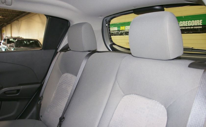 2014 Chevrolet Sonic LS AUTO A/C BLUETHOOT #16
