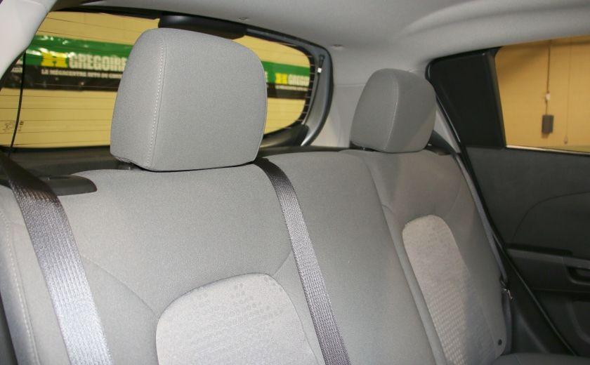 2014 Chevrolet Sonic LS AUTO A/C BLUETHOOT #18