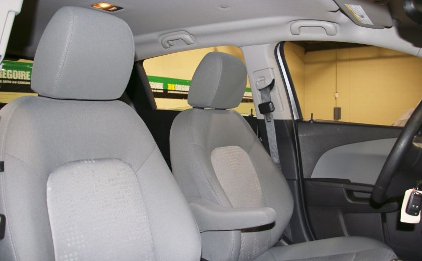 2014 Chevrolet Sonic LS AUTO A/C BLUETHOOT #20