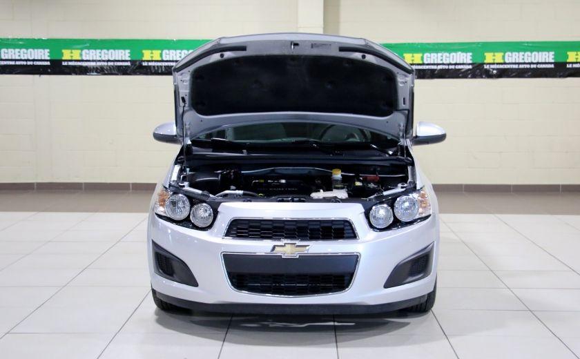 2014 Chevrolet Sonic LS AUTO A/C BLUETHOOT #22