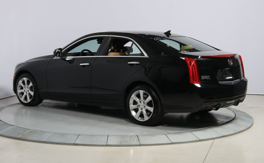 2013 Cadillac ATS 2.0 TURBO AWD CUIR TOIT MAGS BLUETHOOT #4