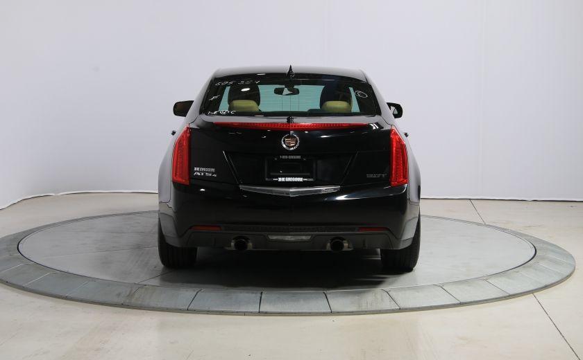 2013 Cadillac ATS 2.0 TURBO AWD CUIR TOIT MAGS BLUETHOOT #5