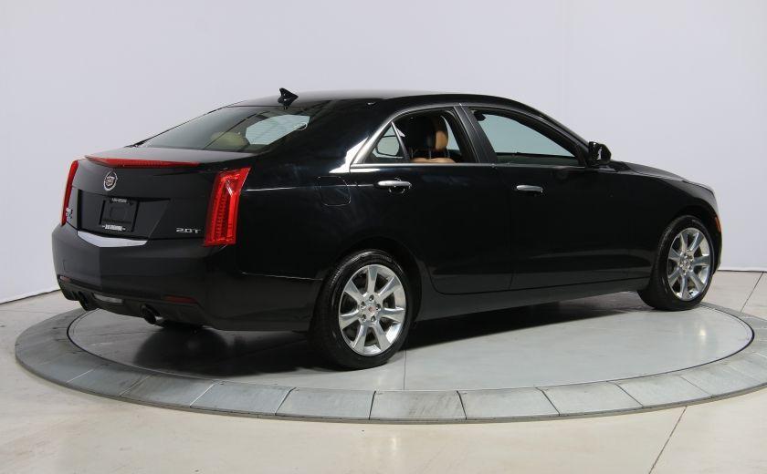 2013 Cadillac ATS 2.0 TURBO AWD CUIR TOIT MAGS BLUETHOOT #6